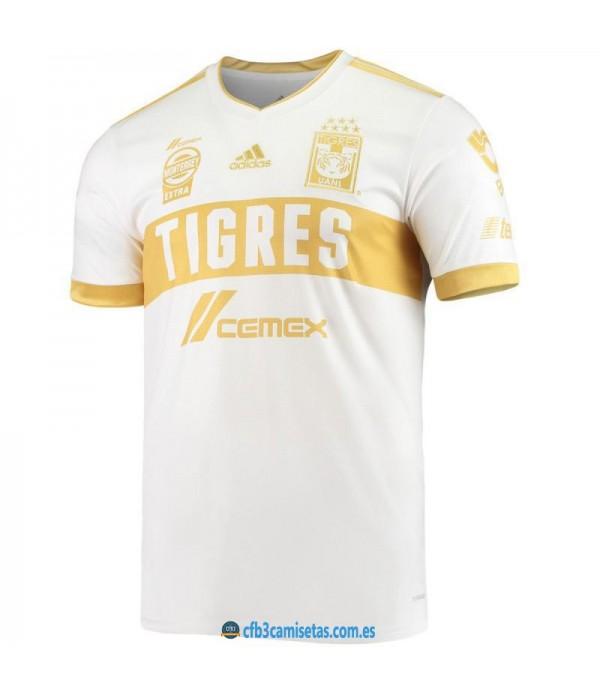CFB3-Camisetas Tigres 3a equipación 2020/21