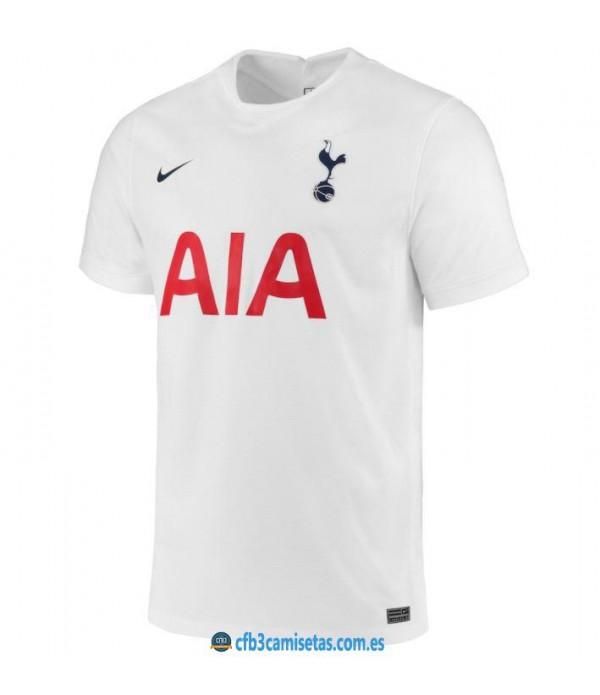 CFB3-Camisetas Tottenham hotspur 1a equipación 2021/22