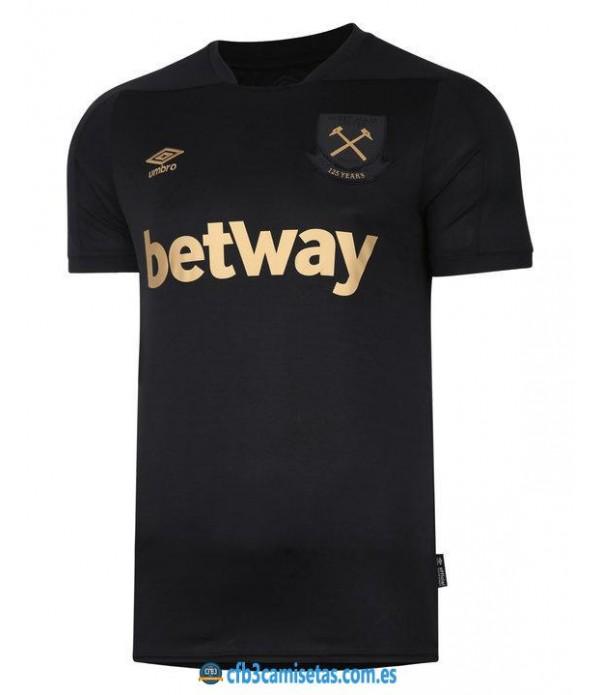 CFB3-Camisetas West ham united 3a equipación 2020/21