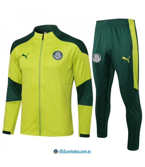 CFB3-Camisetas Chándal palmeiras 2021/22