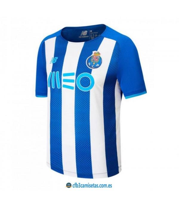 CFB3-Camisetas Oporto 1a equipación 2021/22