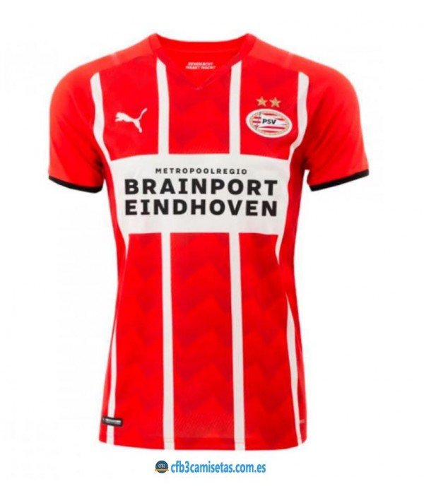 CFB3-Camisetas Psv eindhoven 1a equipación 2021/22