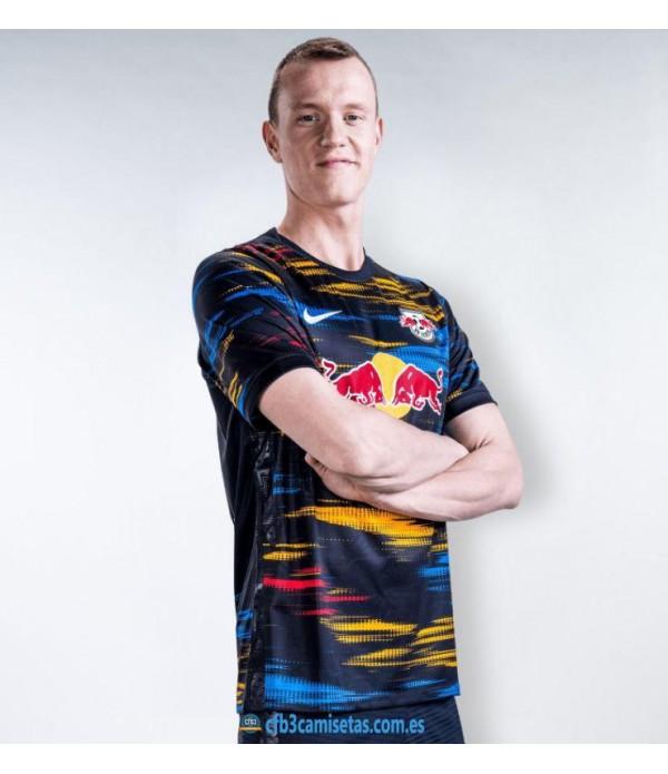 CFB3-Camisetas Rb leipzig 2a equipación 2021/22