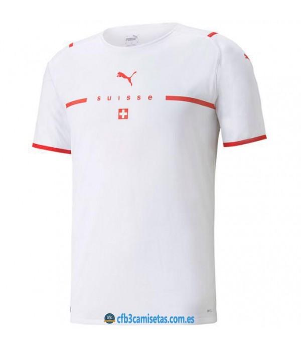 CFB3-Camisetas Suiza 2a equipación 2021