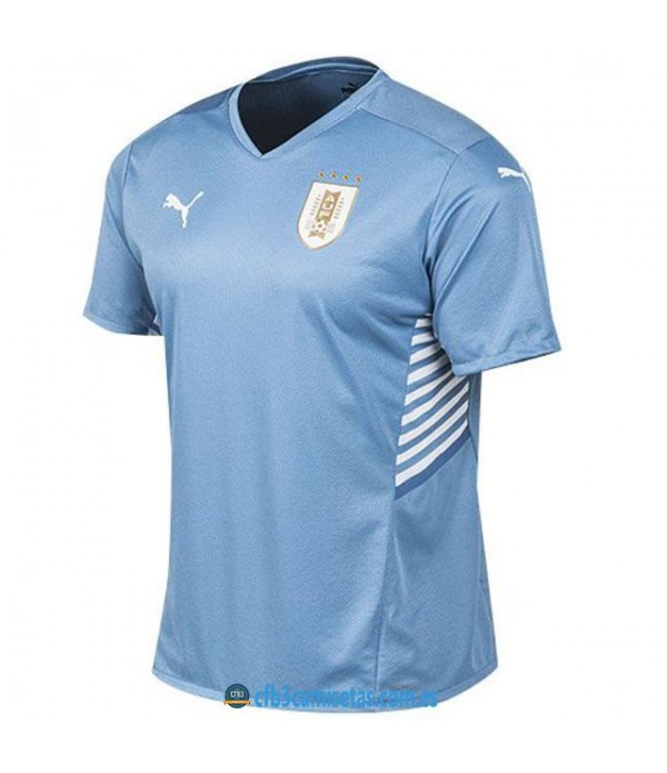 CFB3-Camisetas Uruguay 1a equipación 2021/22