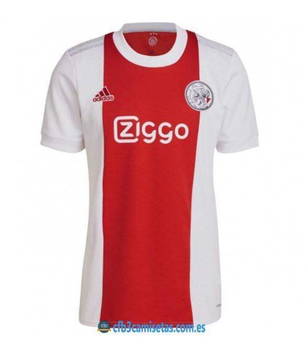 CFB3-Camisetas Ajax 1a equipación 2021/22