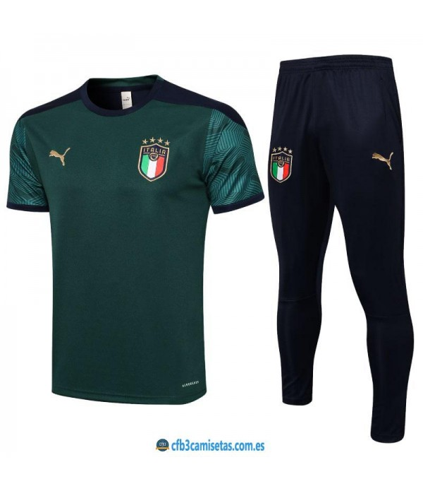 CFB3-Camisetas Camiseta pantalones italia 2021/22