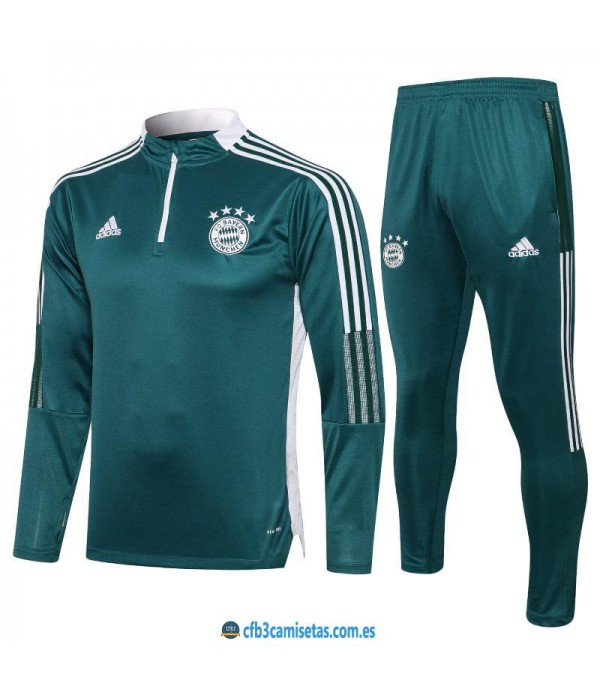 CFB3-Camisetas Chándal bayern munich 2021/22