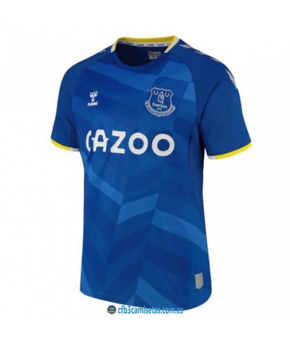 CFB3-Camisetas Everton 1a equipación 2021/22
