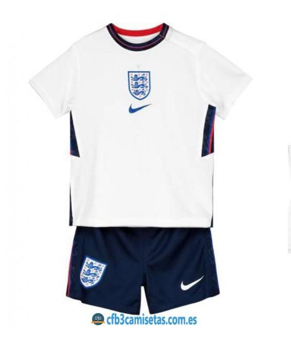 CFB3-Camisetas Inglaterra 1a equipación 2020/21 - niÑos
