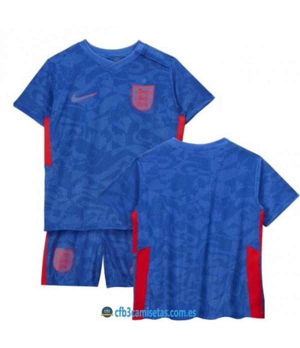 CFB3-Camisetas Inglaterra 2a equipación 2020/21 - niÑos