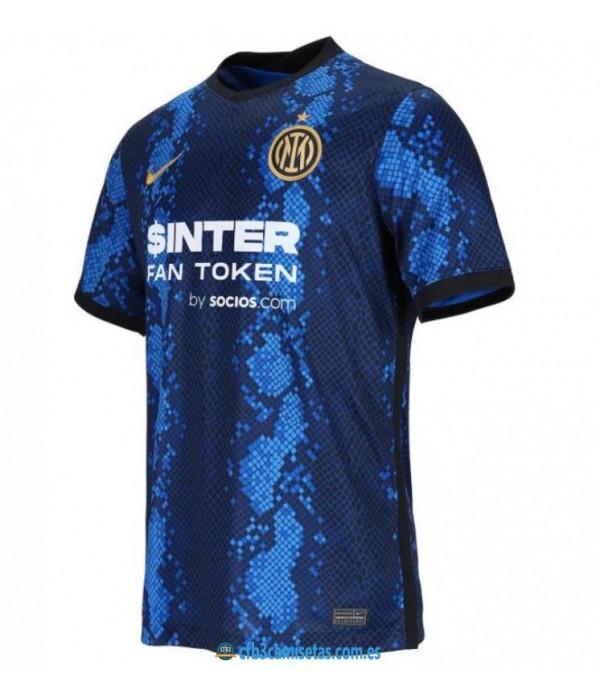 CFB3-Camisetas Inter milan 1a equipación 2021/22