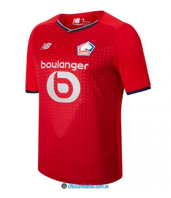 CFB3-Camisetas Lille 1a equipación 2021/22