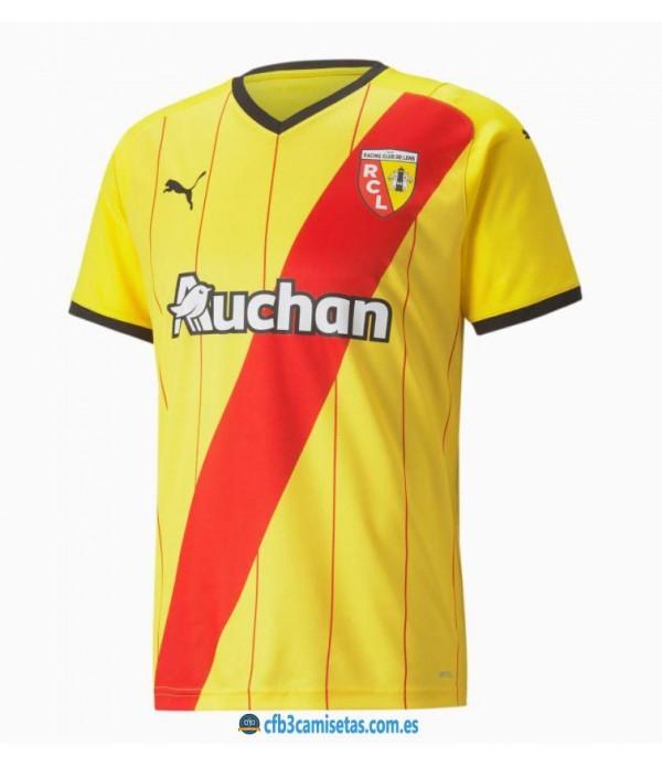 CFB3-Camisetas Rc lens 1a equipación 2021/22