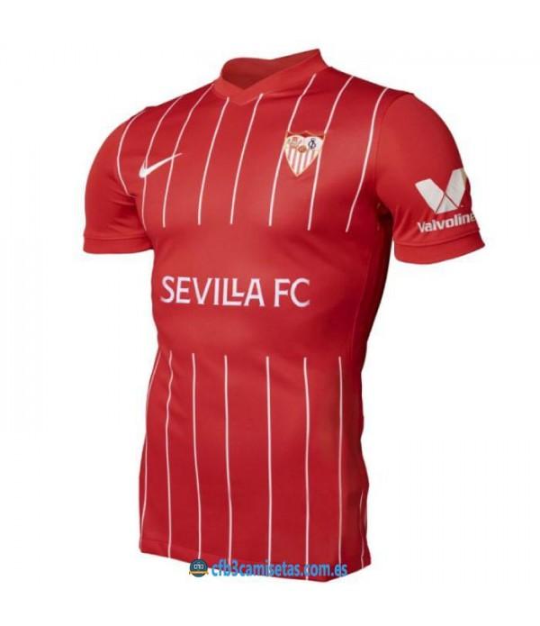 CFB3-Camisetas Sevilla 2a equipación 2021/22