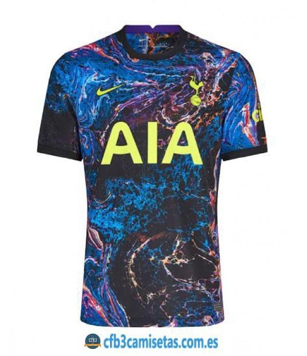 CFB3-Camisetas Tottenham hotspur 2a equipación 2021/22