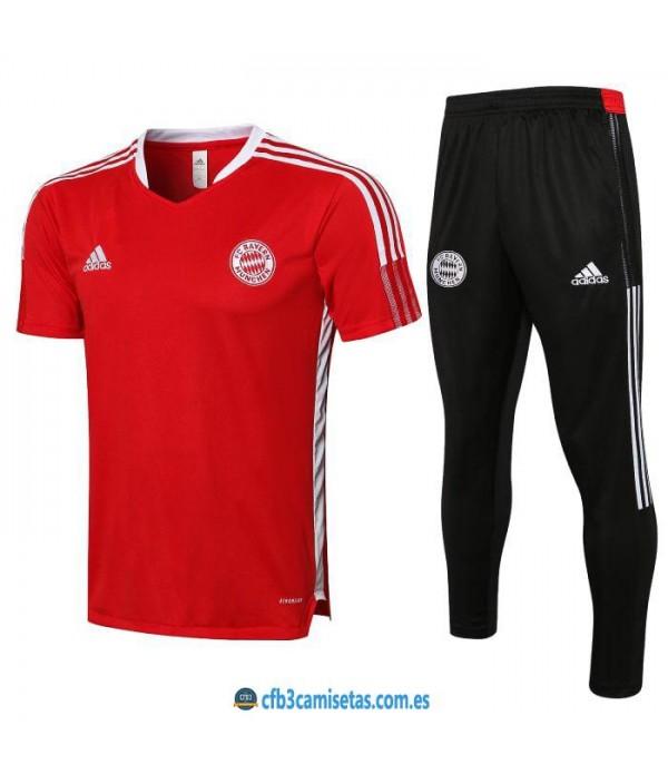 CFB3-Camisetas Camiseta pantalones bayern munich 2021/22