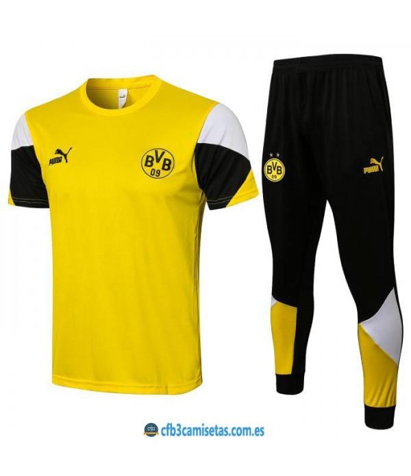 CFB3-Camisetas Camiseta pantalones borussia dortmund 2021/22