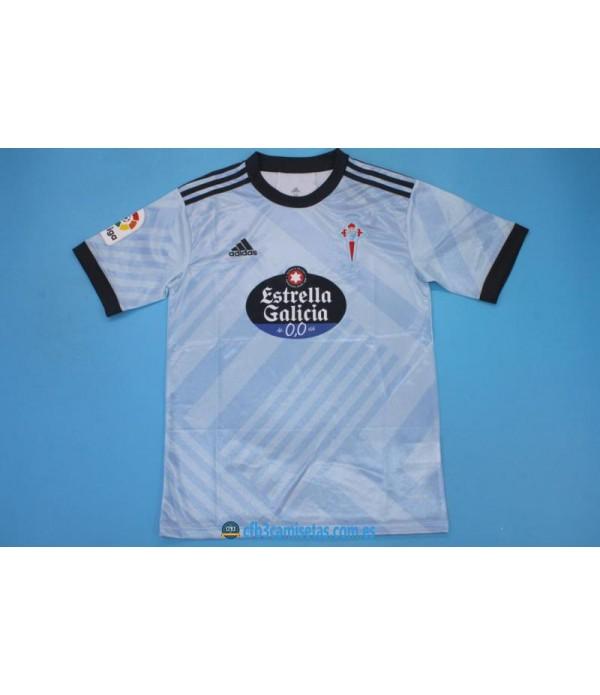 CFB3-Camisetas Celta de vigo 1ª equipacion 2021/2022