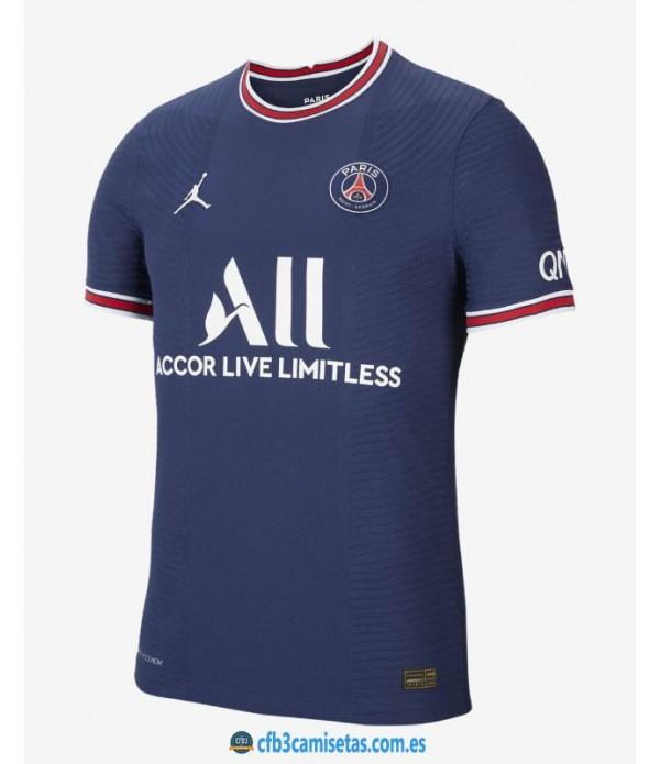 CFB3-Camisetas Psg 1a equipación 2021/22 - authentic