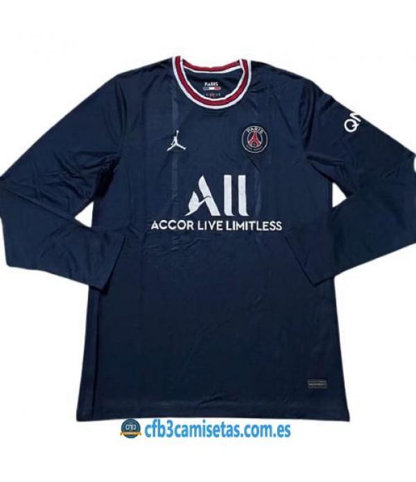 CFB3-Camisetas Psg 1a equipación 2021/22 ml