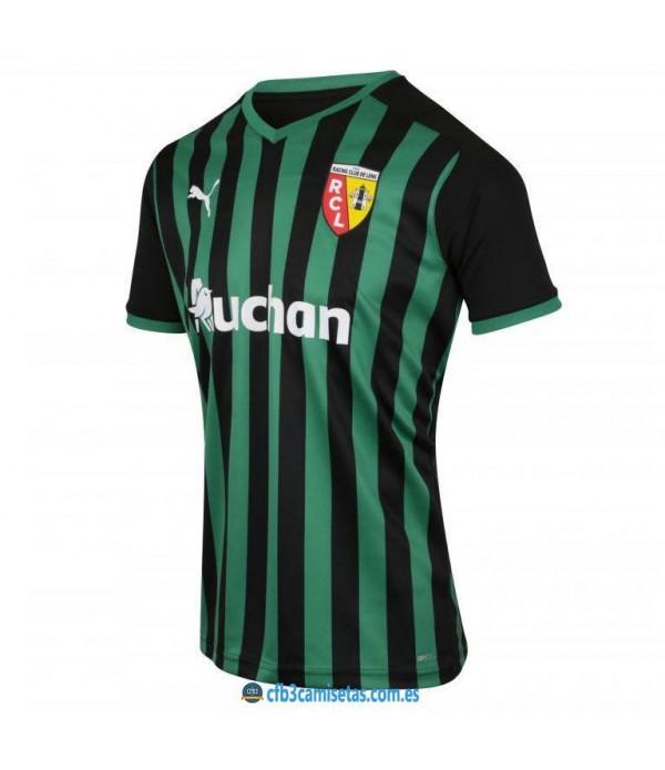 CFB3-Camisetas Rc lens 2a equipación 2021/22