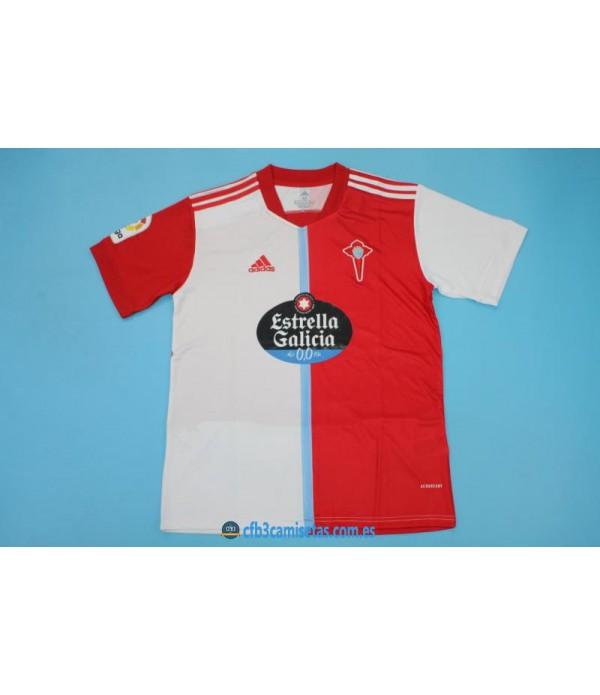 CFB3-Camisetas Celta de vigo 2ª equipacion 2021/2022